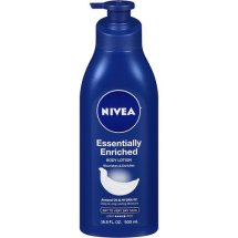 NIVEA Essentially Enriched Body Lotion 16.9 Oz