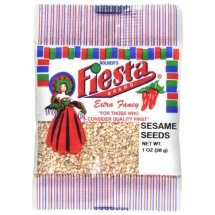 Fiesta Brand Extra Fancy Sesame Seeds