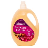 Biokleen Citrus Laundry Liquid Detergent 300 Loads