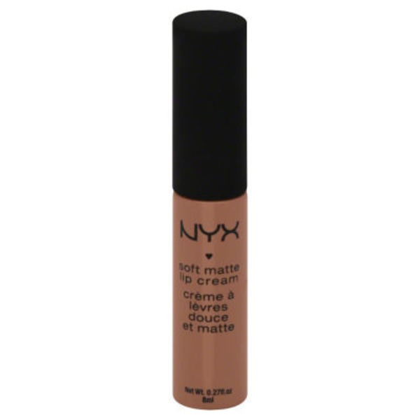 NYX Lip Cream, Soft Matte, London SMLC04