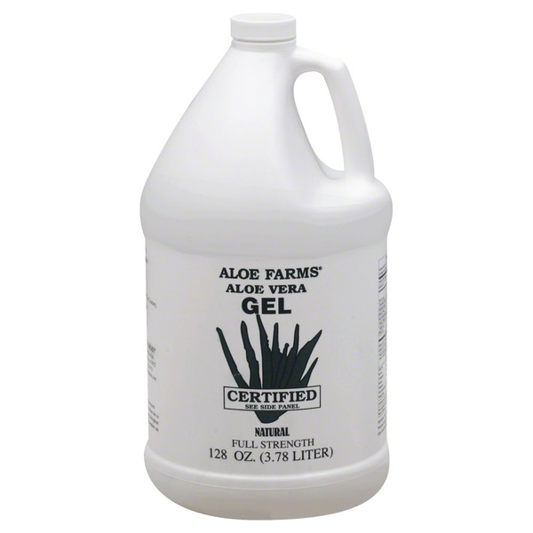 Aloe Farms Aloe Vera Gel, Full Strength