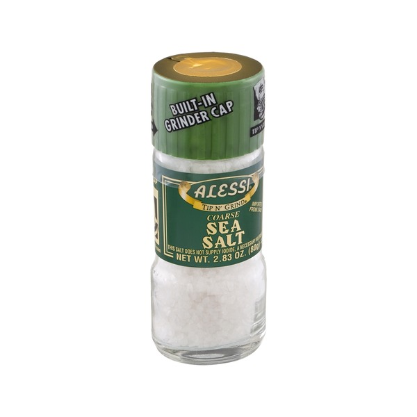 Alessi Tip N' Grind Course Sea Salt