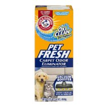 Arm & Hammer Plus OxiClean Dirt Fighters Pet Fresh Carpet Odor Eliminator, 30.0 OZ