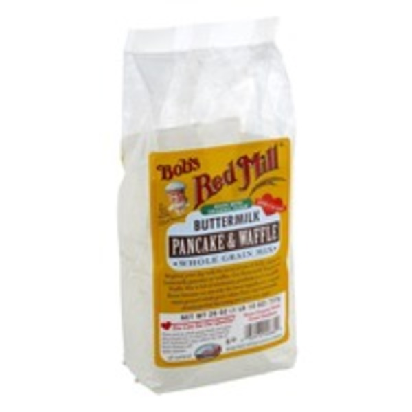 Bob's Red Mill Buttermilk Pancake & Waffle Whole Grain Mix
