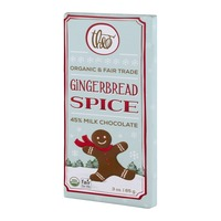 Theo 45% Milk Chocolate Gingerbread Spice