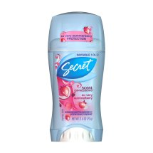 Secret Scent Expressions Women's Invisible Solid Antiperspirant & Deodorant, So Very Summer Berry, 2.6 Oz