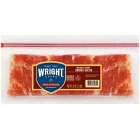 Wright Naturally Hickory Smoked Bacon