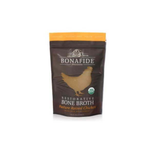 Bonafide Organic Chicken Bone Broth