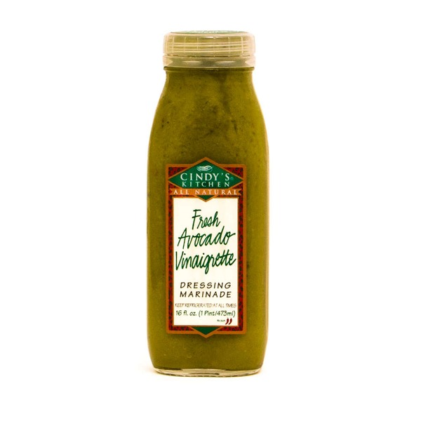 Cindy's Kitchen All Natural Fresh Avocado Vinaigrette