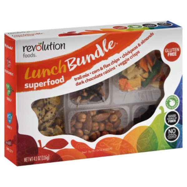 Revolution Foods Lunch Bundle Superfood