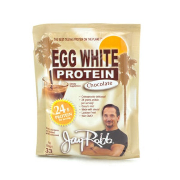 Jay Robb Egg White Protein Chocolate Packet