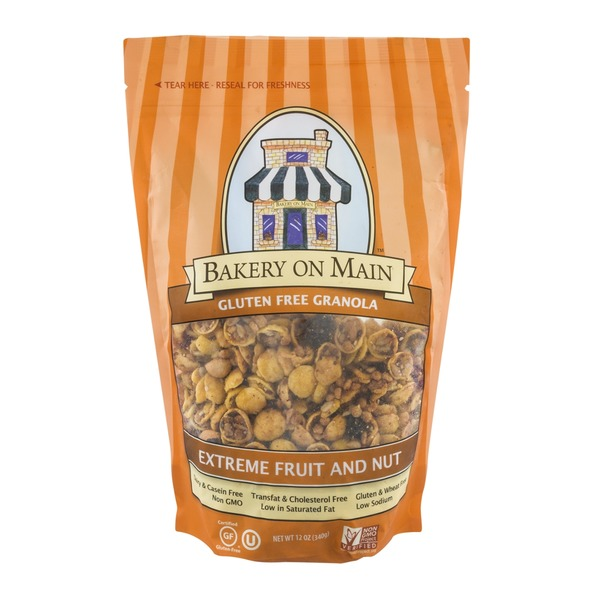 Bakery on Main Gluten-Free Granola Extreme Nut & Fruit