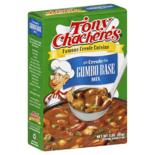 Tony Chachere's Creole Gumbo Base Mix