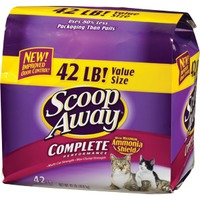 Scoop Away Scoopable Complete Performance Cat Litter