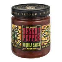 Desert Pepper Tequila Salsa Medium Burn