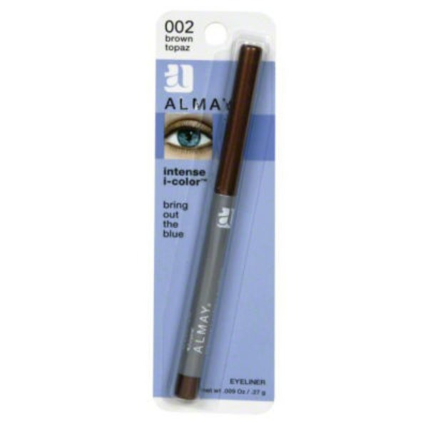 Almay Intense i-Color Eyeliner - For Blue Eyes, Brown Topaz