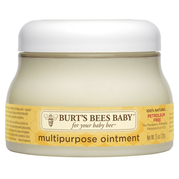 Burt's Bees Baby Bee Multipurpose Ointment, Petroleum Free