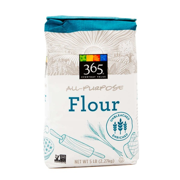 365 Unbleached All-Purpose Baking Flour