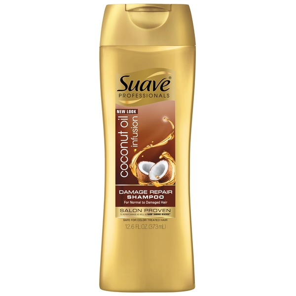 Suave Coconut Oil Infusion Damage Repair Shampoo