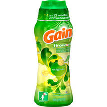 Gain Fireworks In Wash Original Scent Booster Laundry Beads