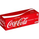 Coca-Cola Soda, 12 Fl Oz, 12 Count