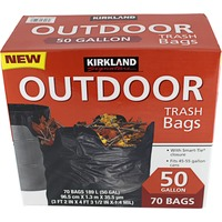 KS 50 Gallon Outdoor Bags