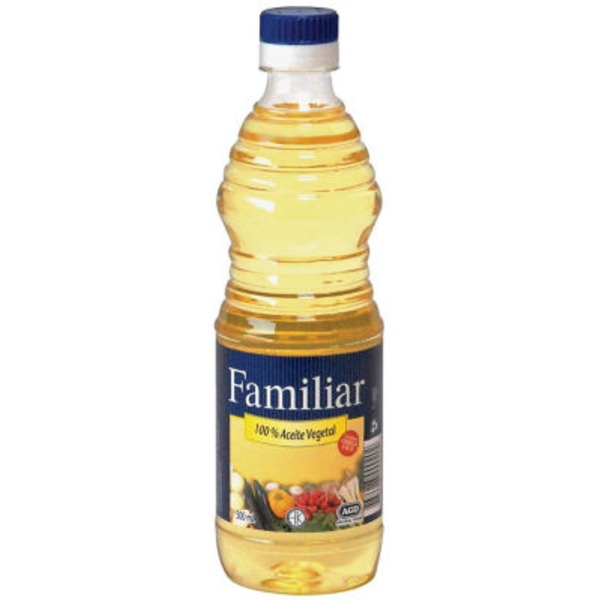 Familiar 100% Pure Vegetable Oil