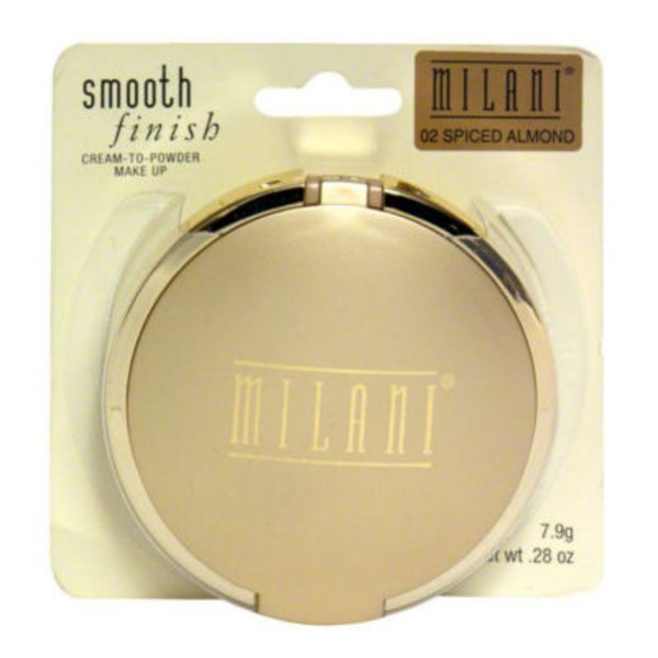 Milani Smooth Finish Cream-to-Powder Spiced Almond