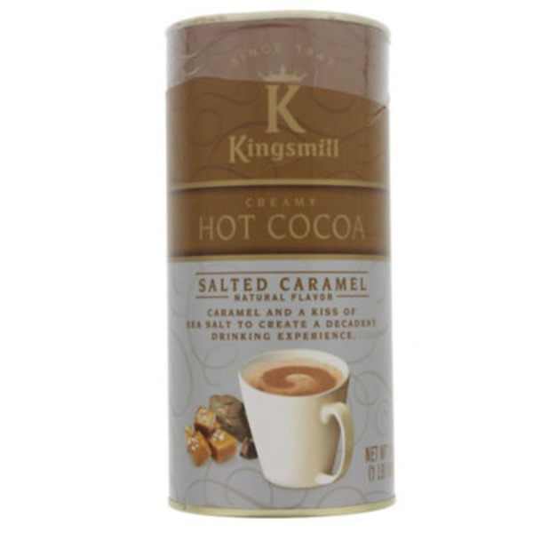 Kingsmill Salted Caramel Hot Cocoa