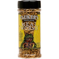 Fluker's Freeze Dried Mealworms 1.7 Oz.