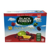 Black Forest Fruit Snacks Juicy Filled Centers