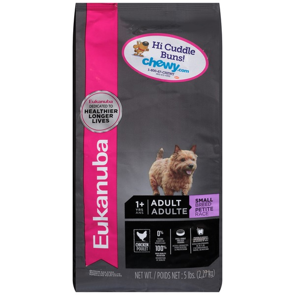 Eukanuba Adult 1+ Yrs Small Breed Chicken Dog Food