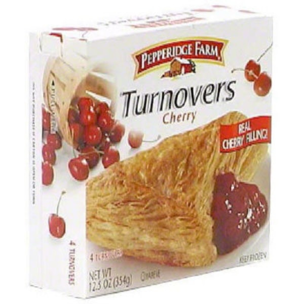 Pepperidge Farm Frozen Bakery Cherry Turnovers
