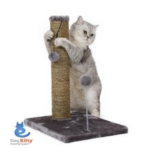 Cat Craft 20' Sea Grass Scratcher with Toy