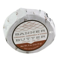 Banner Butter Cinnamon Cardamon And Ginger Cultured Butter