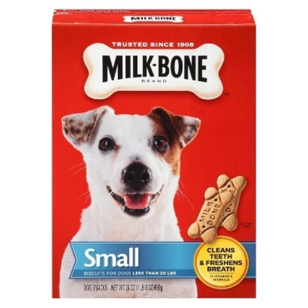 Milk-Bone Original Small Dog Biscuits