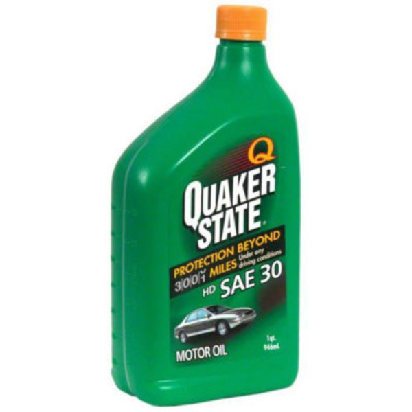 Quaker State SAE HD 30 Motor Oil