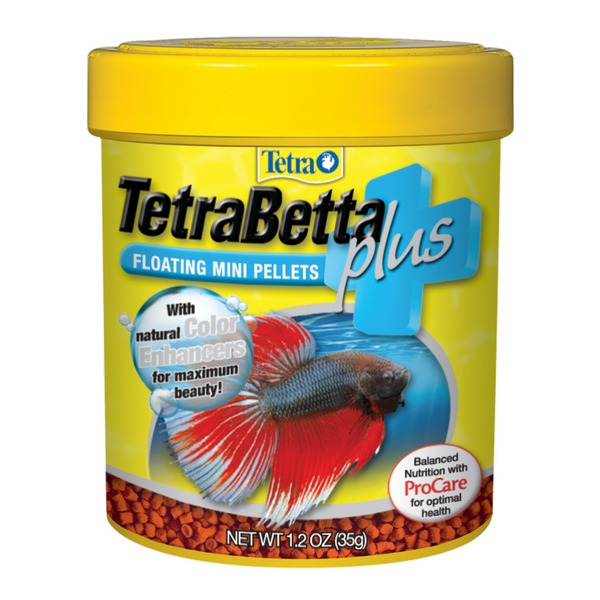 Tetra Betta Plus Floating Mini Pellets