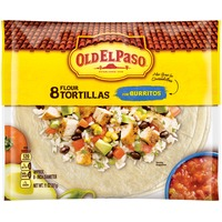 Old El Paso Burritos Flour Tortillas