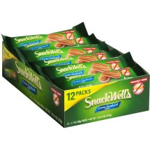 SnackWell's Creme Sandwich Cookies, 1.7 oz, 12 count