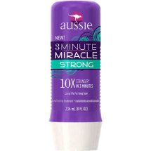 Aussie 3 Minute Miracle Strong Treatment, 8 Oz