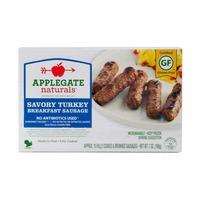Applegate Naturals Savory Turkey Breakfast Sausage