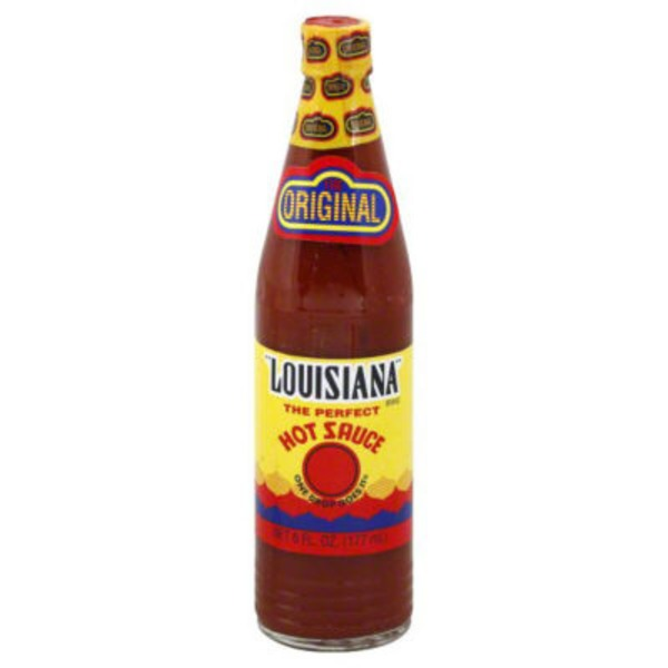 Louisiana Brand The Perfect Hot Sauce