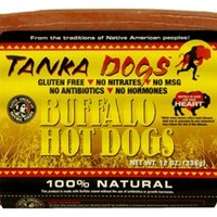 Tanka Buffalo Meat Hot Dogs