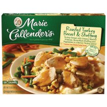 Marie Callender's Roasted Turkey Breast & Stuffing, 14 Ounce