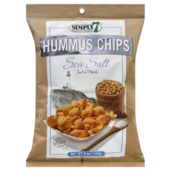 Simply 7 Hummus Chips Sea Salt