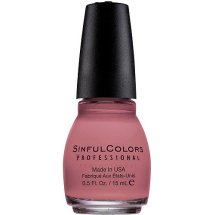 Sinful Colors Professional Nail Polish, Vacation Time, 0.5 fl oz