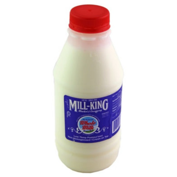 Mill King Whole Milk