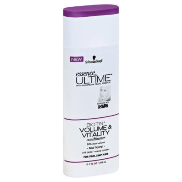 Ultime Essence Biotin Volume & Vitality Conditioner