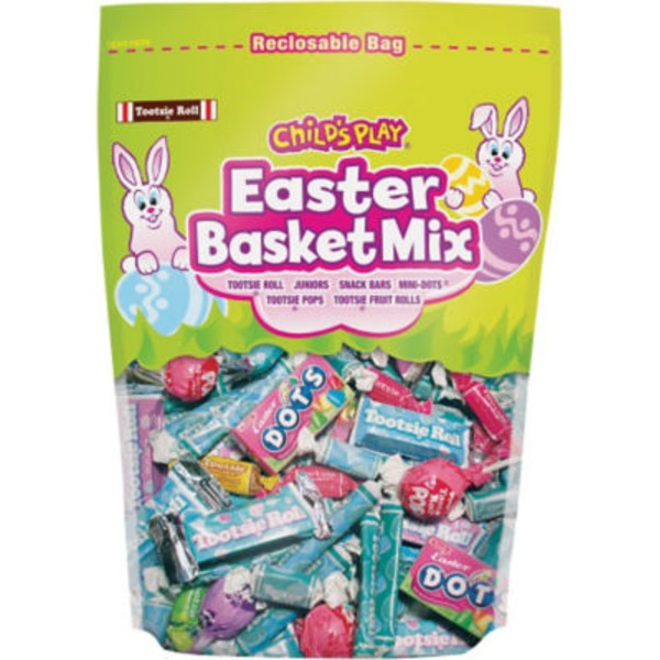 Child's Play Tootsie Easter Basket Mix
